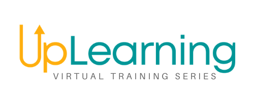 uplearning logo with text