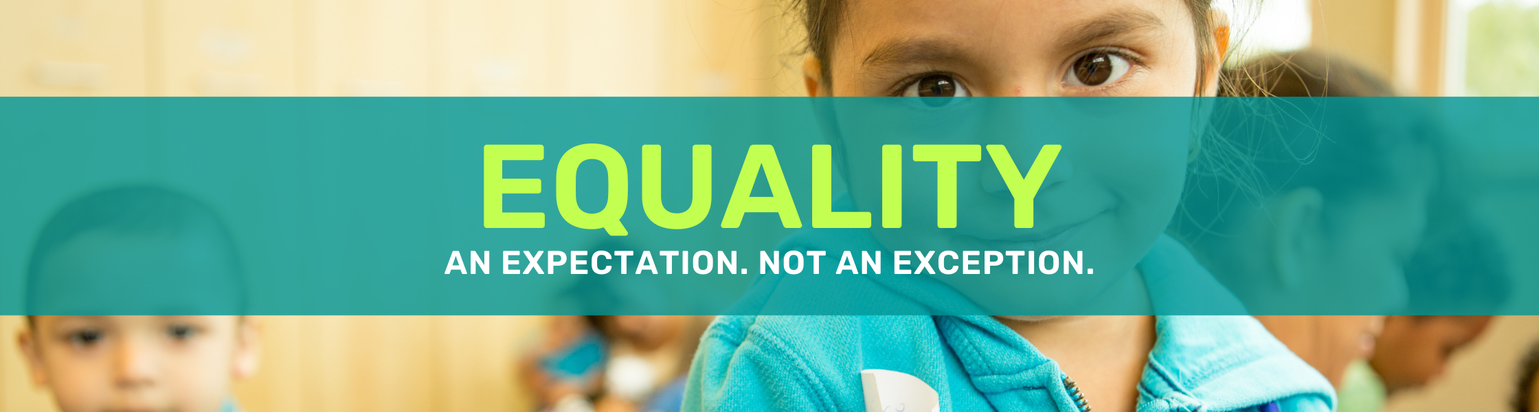 Equality Website Banner (Careers)